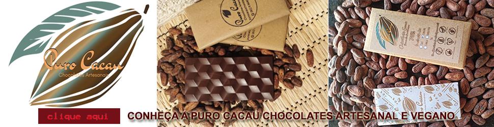PURO CACAU CHOCOLATE ARTESANAL
