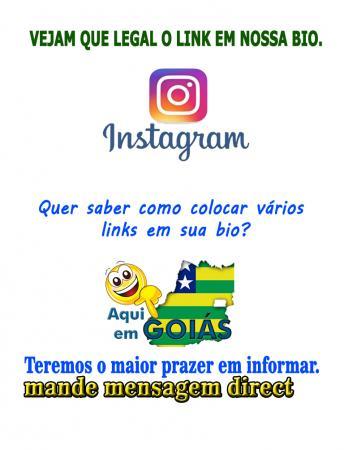 Imagem divulgação Instagram AquiemGoias
