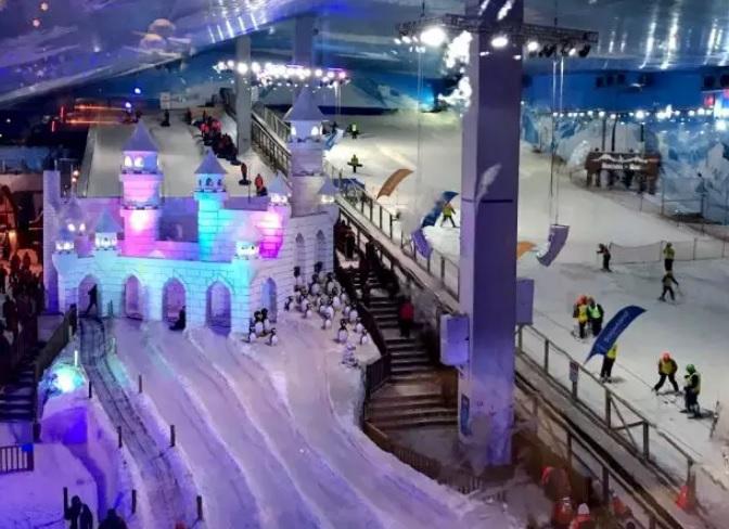 Um casal goiano será indenizado pelo parque de diversões Snowland, em Gramado. Isso porque eles foram vítimas de acidente enquanto brincavam. (Foto: Reprodução/Internet)