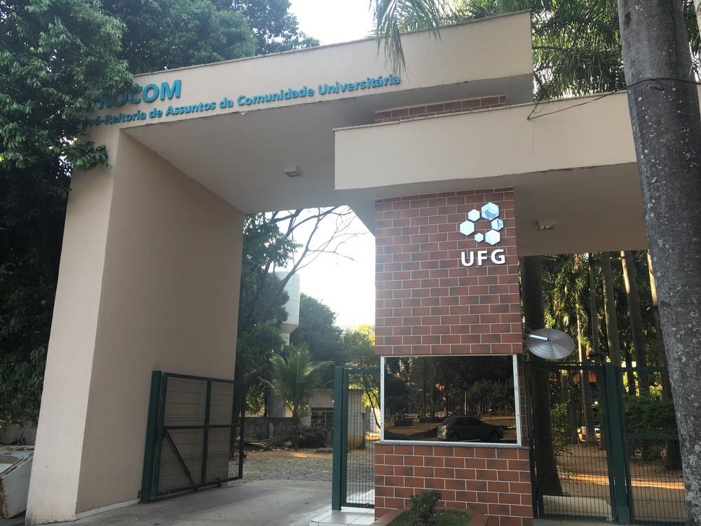 Cursinho da UFG está com inscrições abertas para seleção de professores — Foto: Vanessa Chaves/G1
