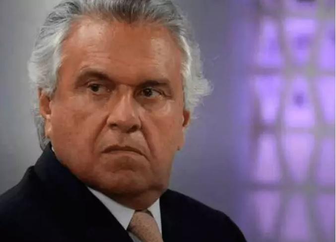 Governador Ronaldo Caiado (DEM) (Foto: divulgação/Governo)