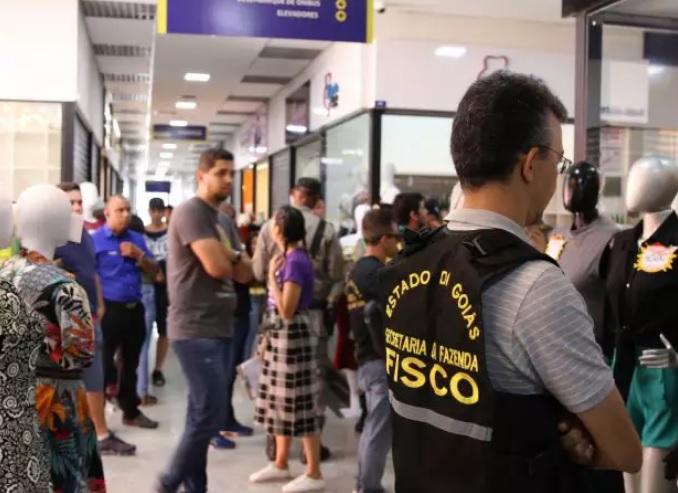 Shoppings da região da 44 foram visitados (Foto: Divulgação/Secretária de Economia)