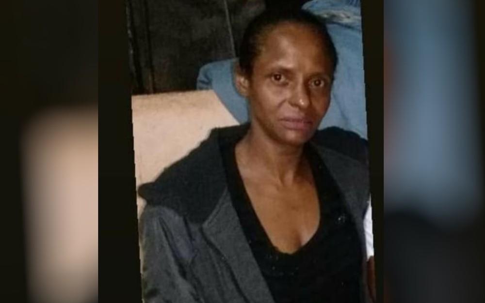 Luciene Maria de Sousa foi morta com uma facada em Anápolis — Foto: Reprodução/TV Anhanguera