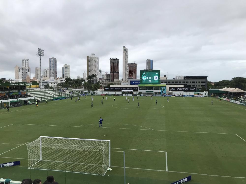 (Foto: Divulgação / Twitter Goiás EC)