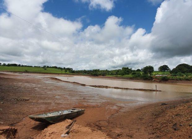 Ex-prefeito é indiciado por rompimento de barragem em Pontalina (Foto: Bárbara Zaiden/Mais Goiás)