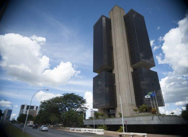 Sede do Banco Central (Foto: Antônio Cruz/Agência Brasil)