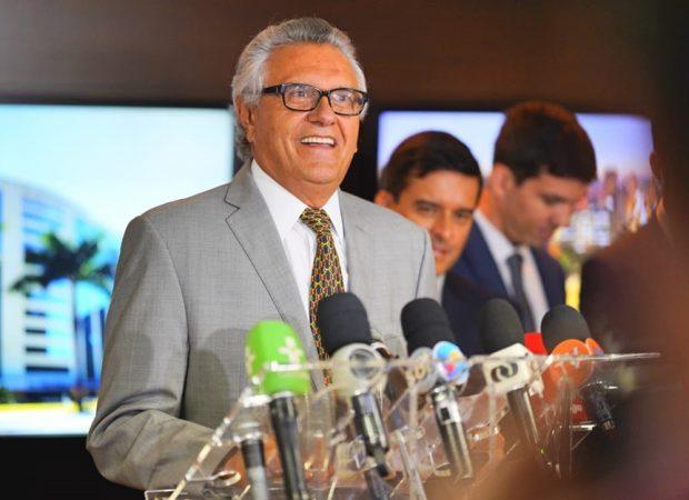 Caiado avalia que posição política não será privilegiada durante eleição (Foto: Reprodução/Assessoria)