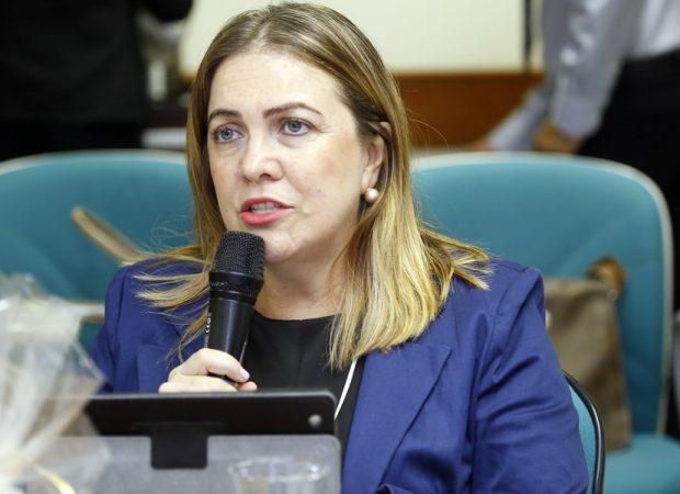 A secretária estadual de educação, Aparecida de Fátima Gavioli assinou a portaria. (Foto: Secom/TO)