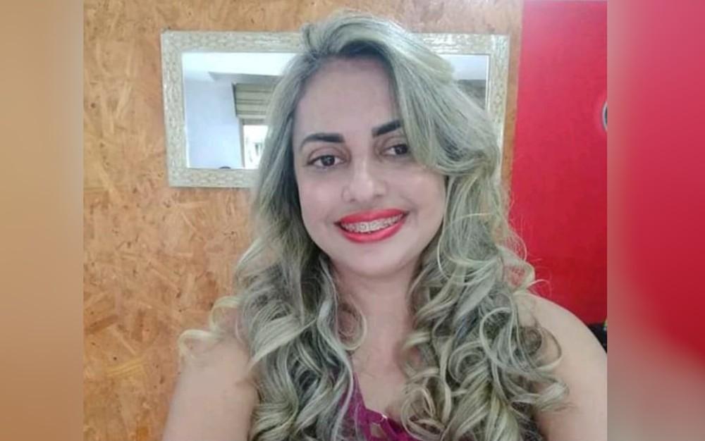 Fernanda Souza Silva desapareceu após sair de casa em Bela Vista de Goiás — Foto: Vilma Souza/Arquivo Pessoal