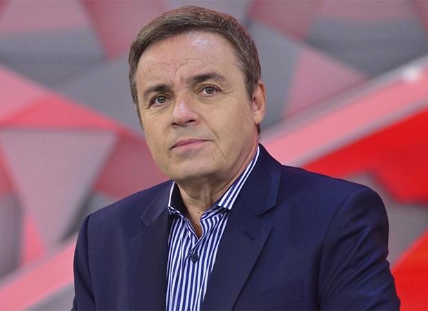 O apresentador Gugu Liberato morreu após uma queda (Foto: Divulgação)