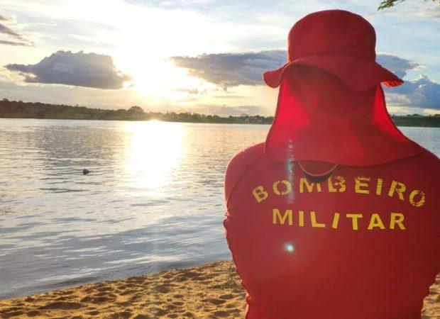 Bombeiros atendem mais de 2,7 mil solicitações (Foto: BMGO/ Divulgação)