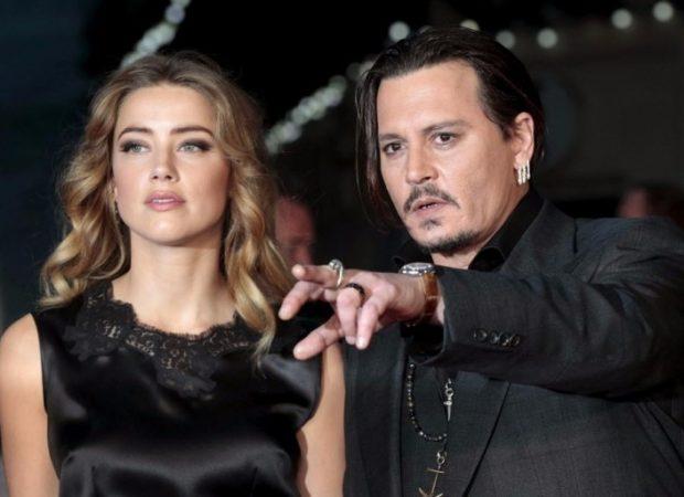 Tanto Johnny Depp quanto a ex-mulher, Amber Heard, se acusaram de abuso físico durante o relacionamento (Foto: Suzanne Plunkett/Reuters)