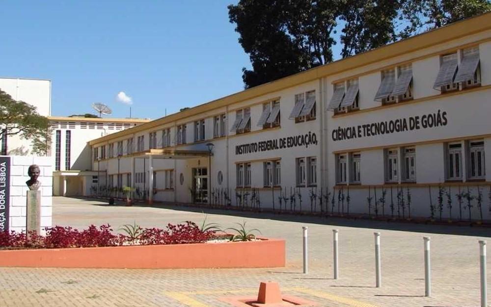 IFG abre inscrições para 180 vagas em Goiânia e no interior de Goiás — Foto: IFG/Divulgação