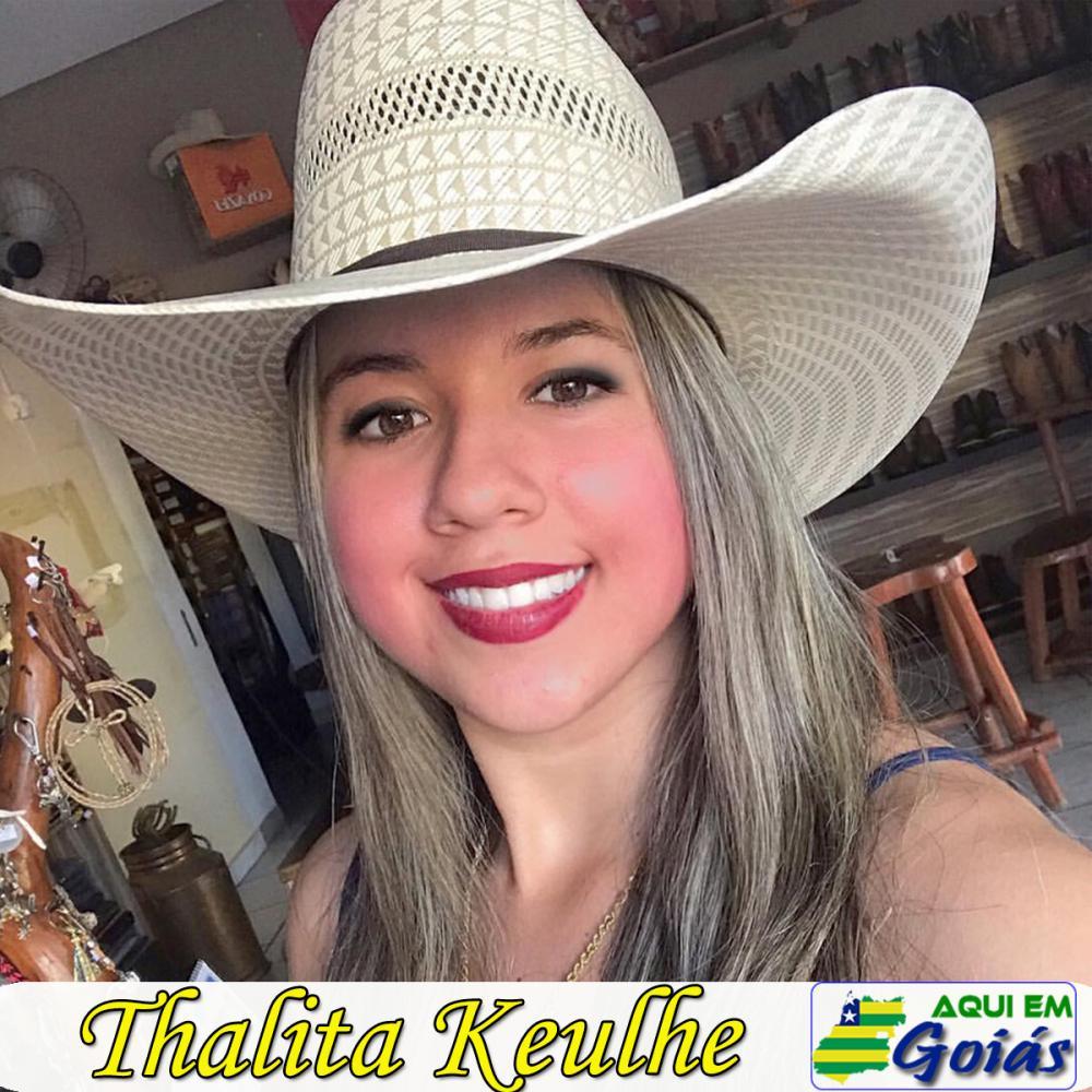 Thalita Keulhe - Bela Aqui em Goiás da Semana