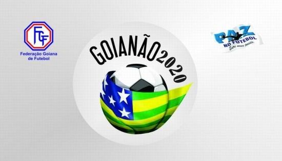 Federação Goiana de Futebol paralisa Campeonato Goiano