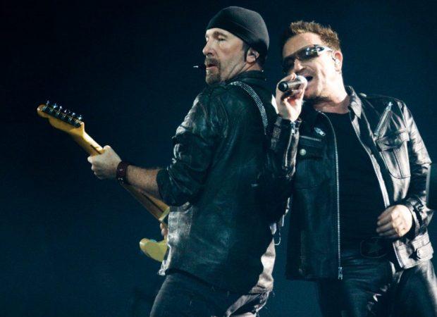 U2 lançou música nova e John Legend se apresentou ao vivo online para incentivar os fãs a ficarem em casa por causa do coronavírus (Foto: Reprodução)