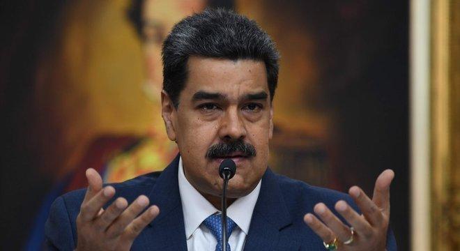 EUA consideram que Maduro é lider de um cartel de drogas em parceria com a guerrilha colombiana
