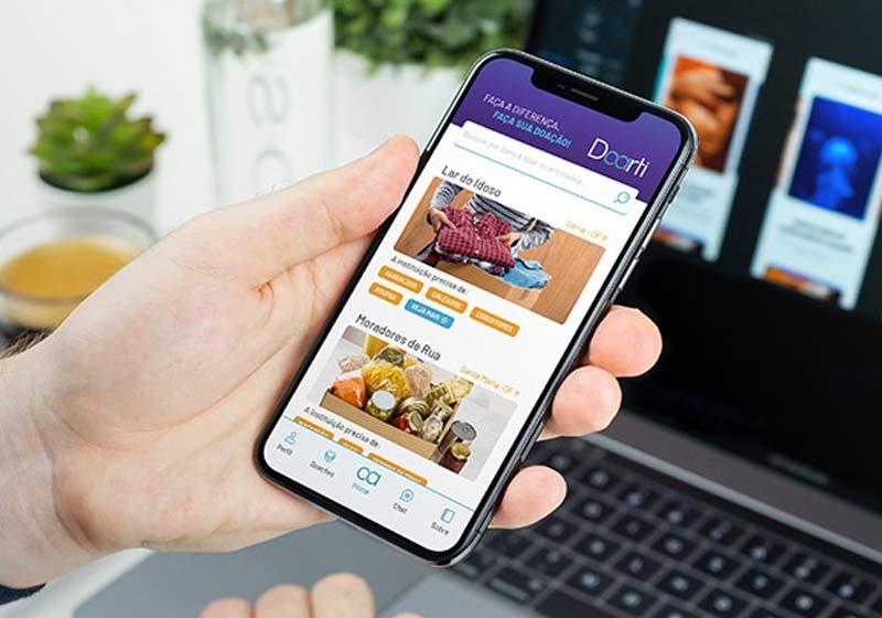 UnB cria aplicativo que aproxima quem precisa de quem pode doar
