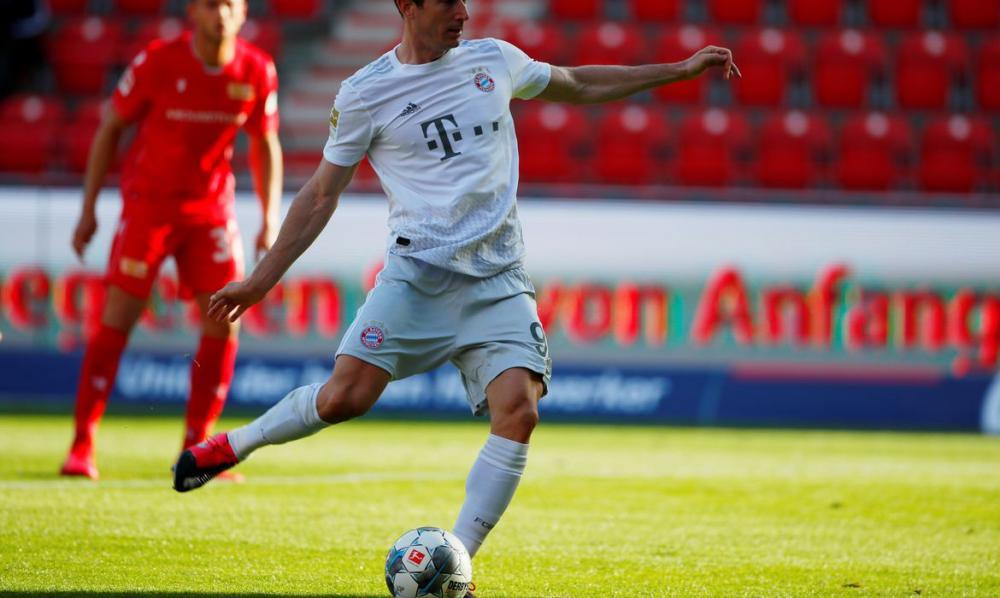 Campeonato Alemão tem vitória do líder Bayern