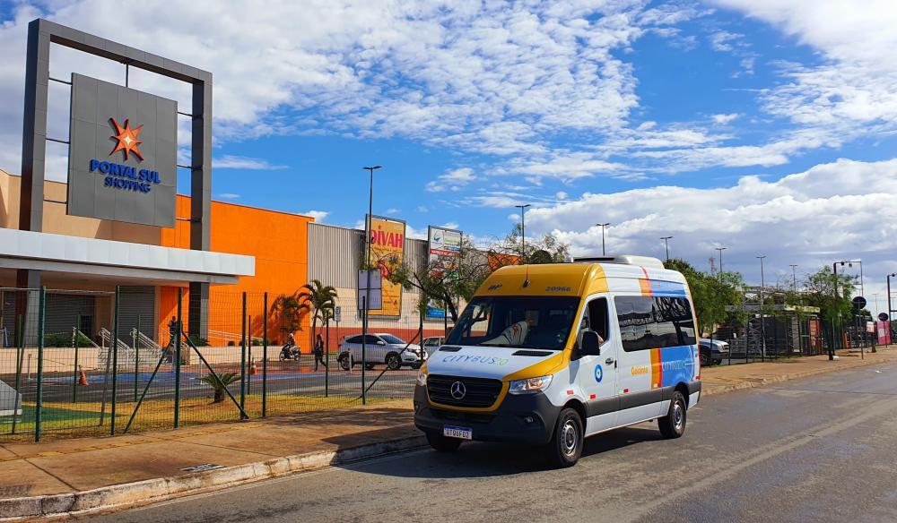 CityBus, por aplicativo, chega em Aparecida nesta semana