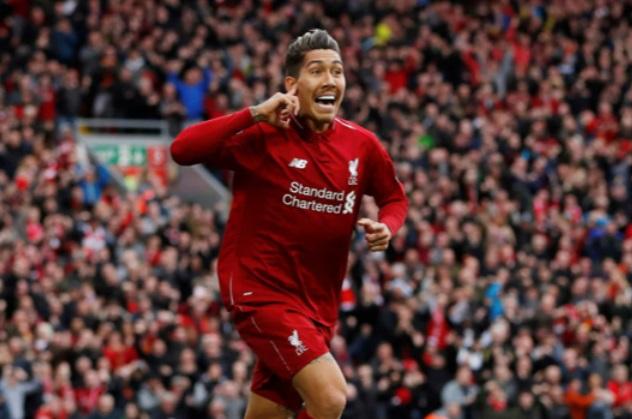 Roberto Firmino, atacante do Liverpool (Foto: Divulgação)