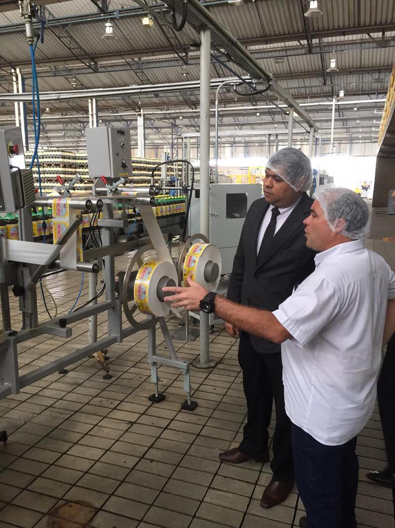 Guaraná Mineiro anuncia abertura de fábrica em Goiás