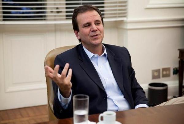 Justiça do Rio de Janeiro bloqueia bens do prefeito Eduardo Paes