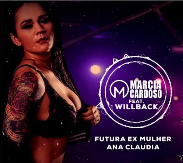 Ana Claudia - Futura Ex Mulher (REMIX) | DJ MÁRCIA CARDOSO