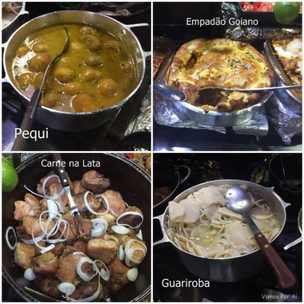Culinária Goiana